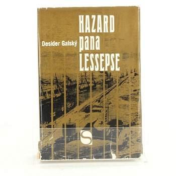 Beletrie Hazard pana Lessepse Desider Galský