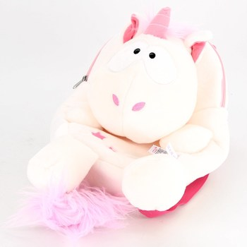 Dětský batůžek ve tvaru jednorožce