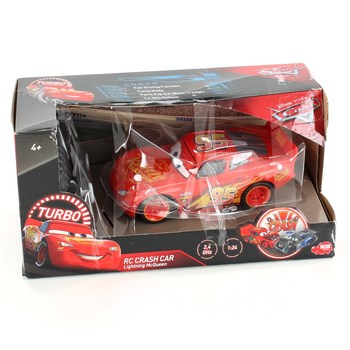 Autíčko Dickie RC Crash Car McQueen