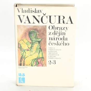 Kniha Vančura: Obrazy z dějin národa českého