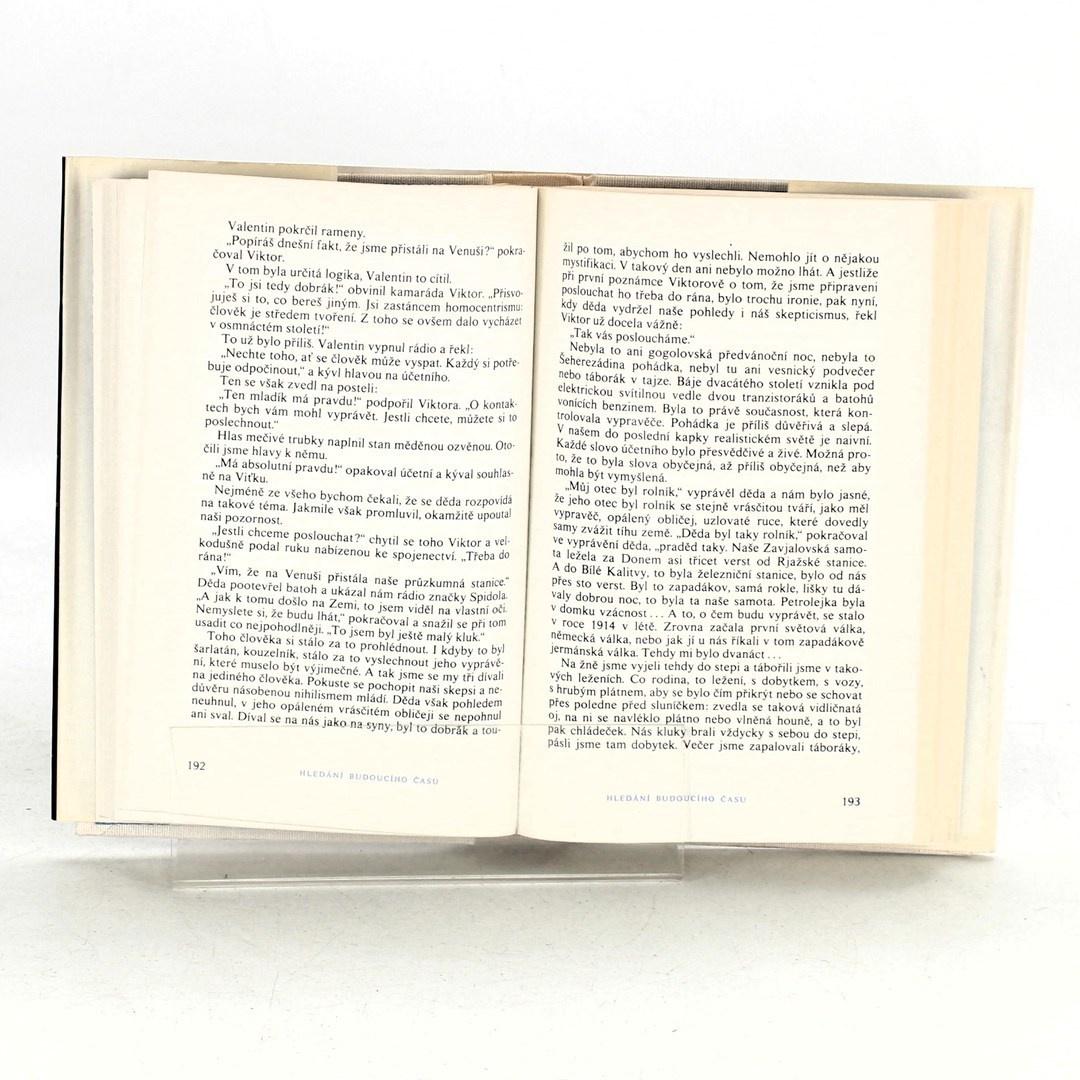 Kniha: Hledání budoucího času