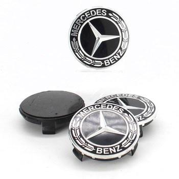 Ozdobná poklice Mercedes-Benz