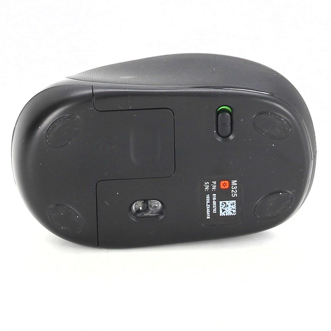 Bezdrátová myš Logitech M325 - nerozbaleno