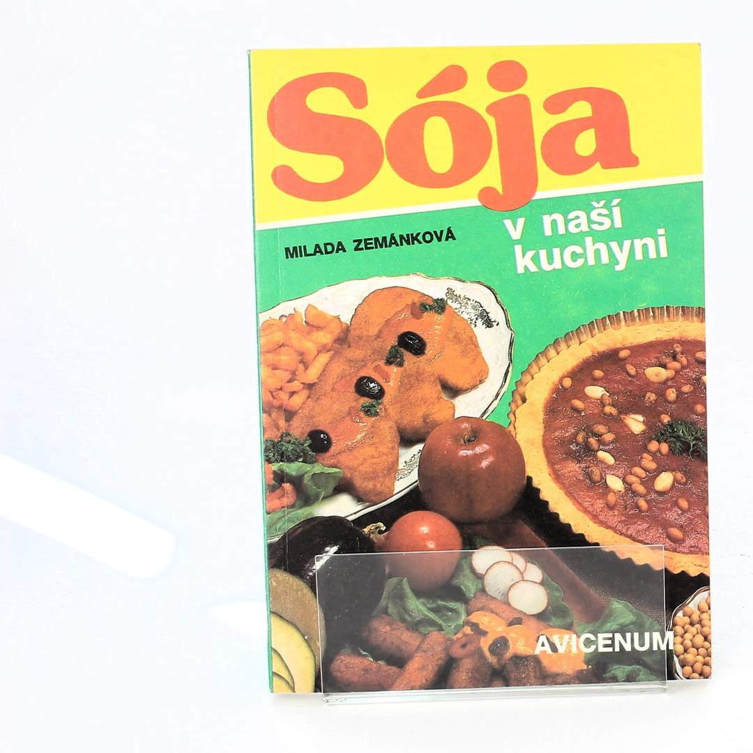Kniha Soja v naší kuchyni