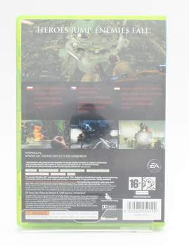 Hra pro Xbox 360 Medal of Honor Airborne