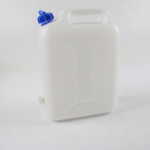 Kanystr na vodu s výpustkou u dna 10 l