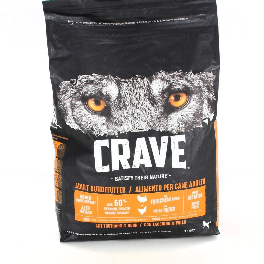Granule pro psy Crave