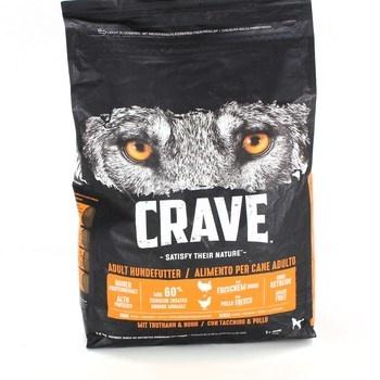 Granule pro psy Crave Adult hundefutter