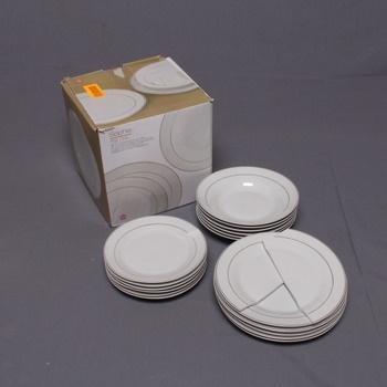 Sada talířů Home 5800 18Ks