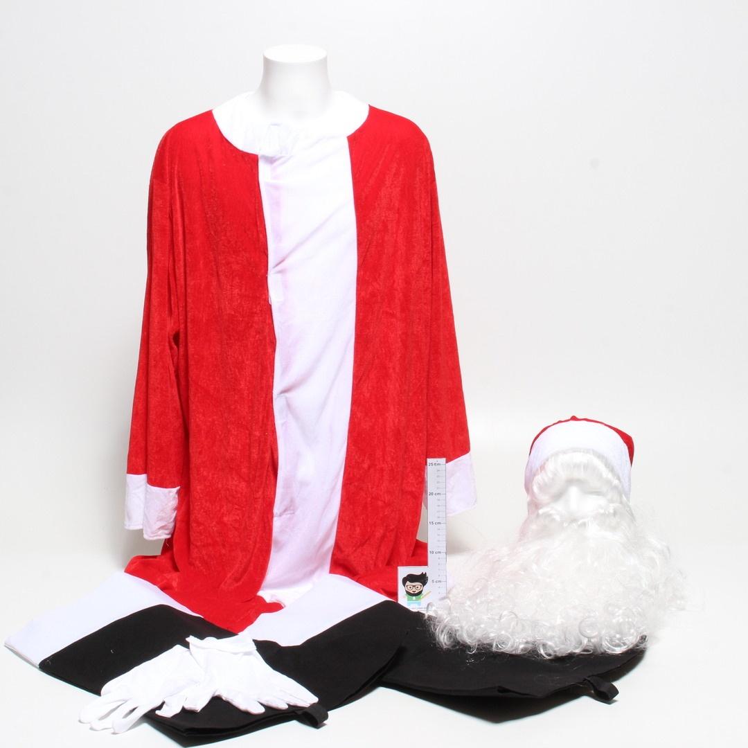 Karnevalový kostým Santa Foxxeo
