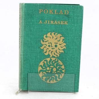 Kniha Poklad Alois Jirásek
