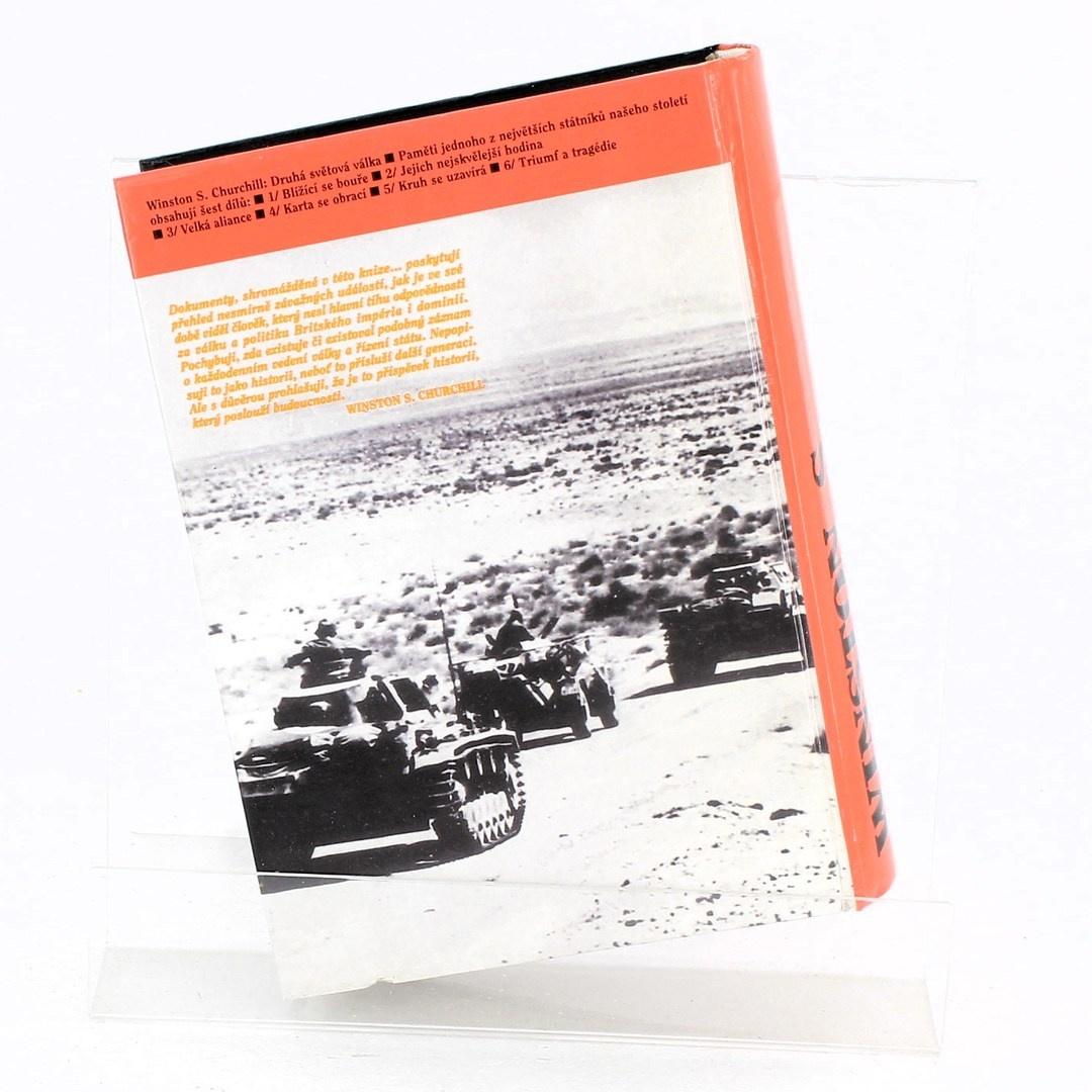 Kniha Druhá světová válka III.