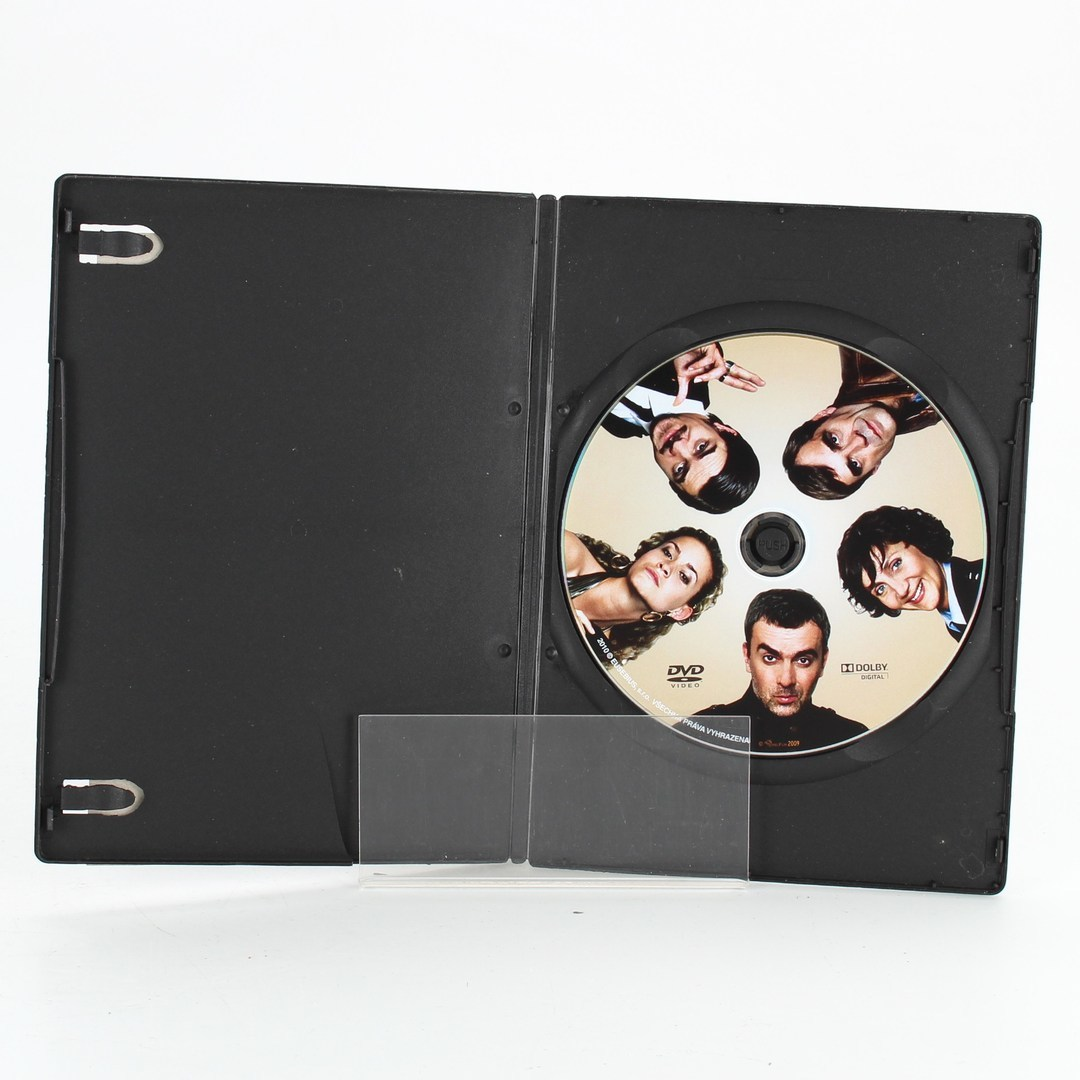 DVD film Ulovit miliardáře