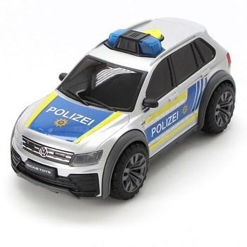 Policejní auto Dickie Toys 203714013 VW