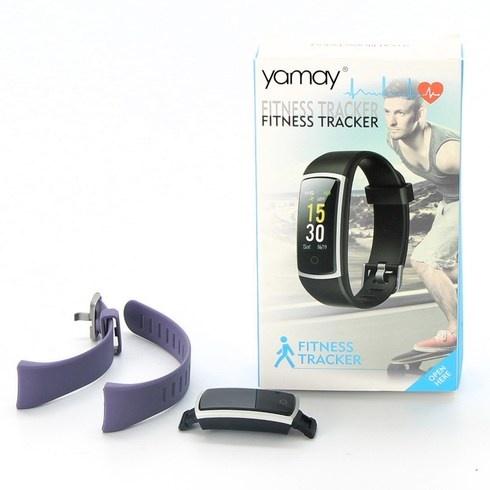 Fitness náramek Yamay vodotěsný IP68