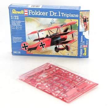 Model letadla Revell Fokker Dr.1 Triplane