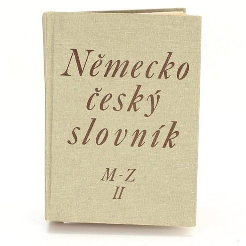 Německo-český slovník M-Z