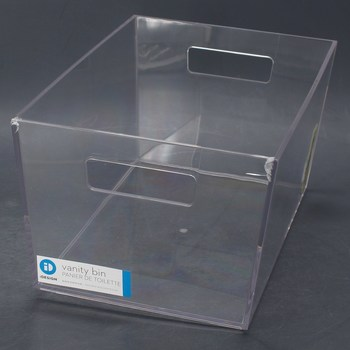 Plastový box iDesign Vanity Bin