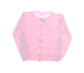 Dívčí svetr Glo-Story růžové barvy