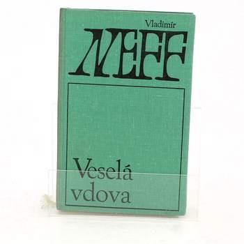 Kniha Vladimír Neff: Veselá vdova