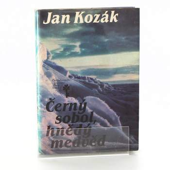 Jan Kozák: Černý sobol, hnědý medvěd
