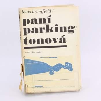 Kniha Paní Parking Tonová