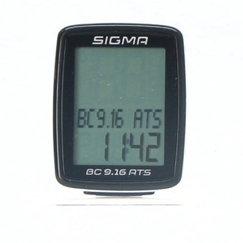 Bezdrátový tachometr Sigma BC 9.16 ATC
