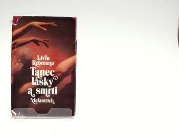 Kniha Liviu Rebreanu: Tanec lásky a smrti