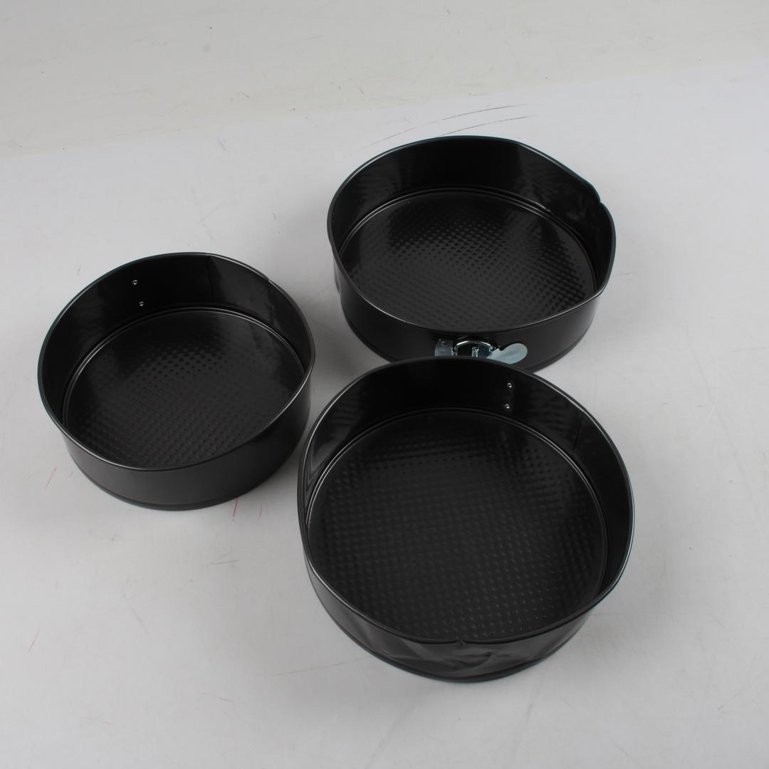 Dortové formy Kitchen Craft 3 ks