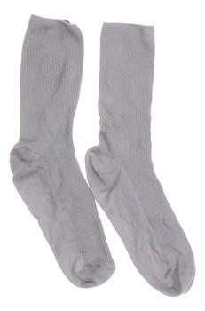 Pánské ponožky šedé barvy