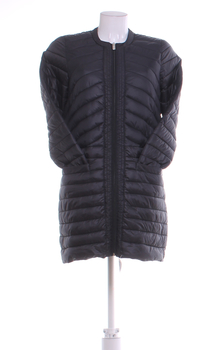 Dámský jarní kabát Amisu černý