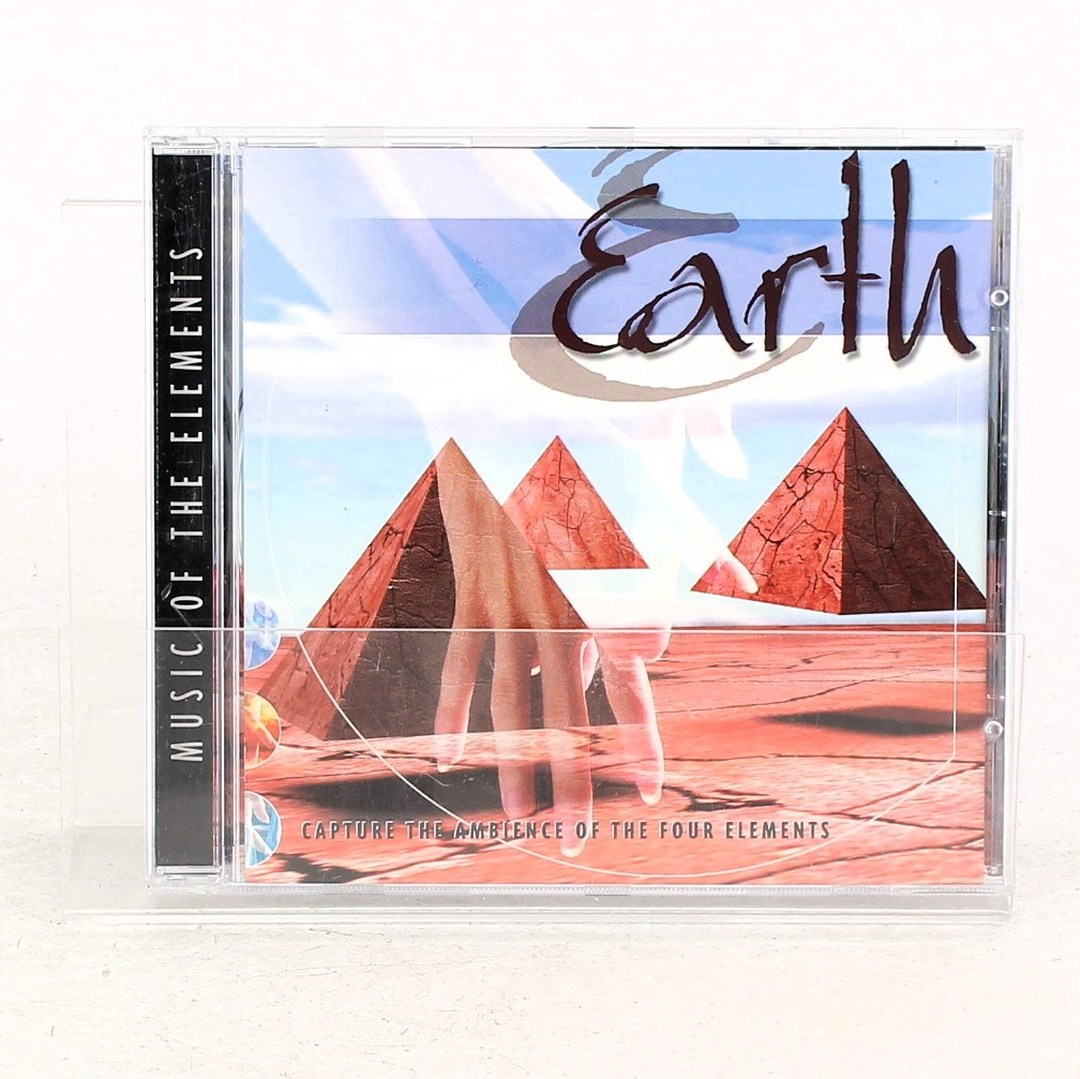 CD Earth Music of the elements