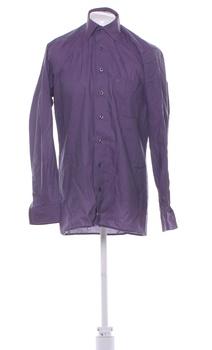 Pánská košile Olymp fialová