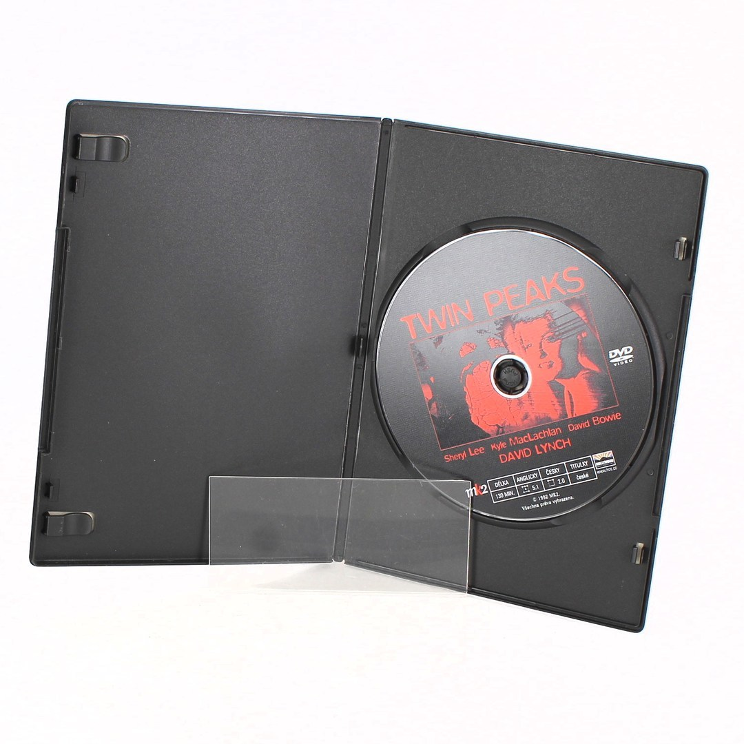 DVD Twin peaks