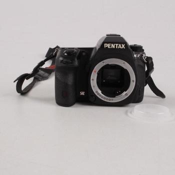 Digitální zrcadlovka Pentax K-7