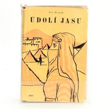 Kniha Jiří Hronek: Údolí jasu