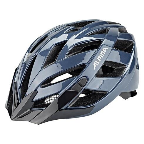 Cyklistická helma Alpina PANOMA modrá