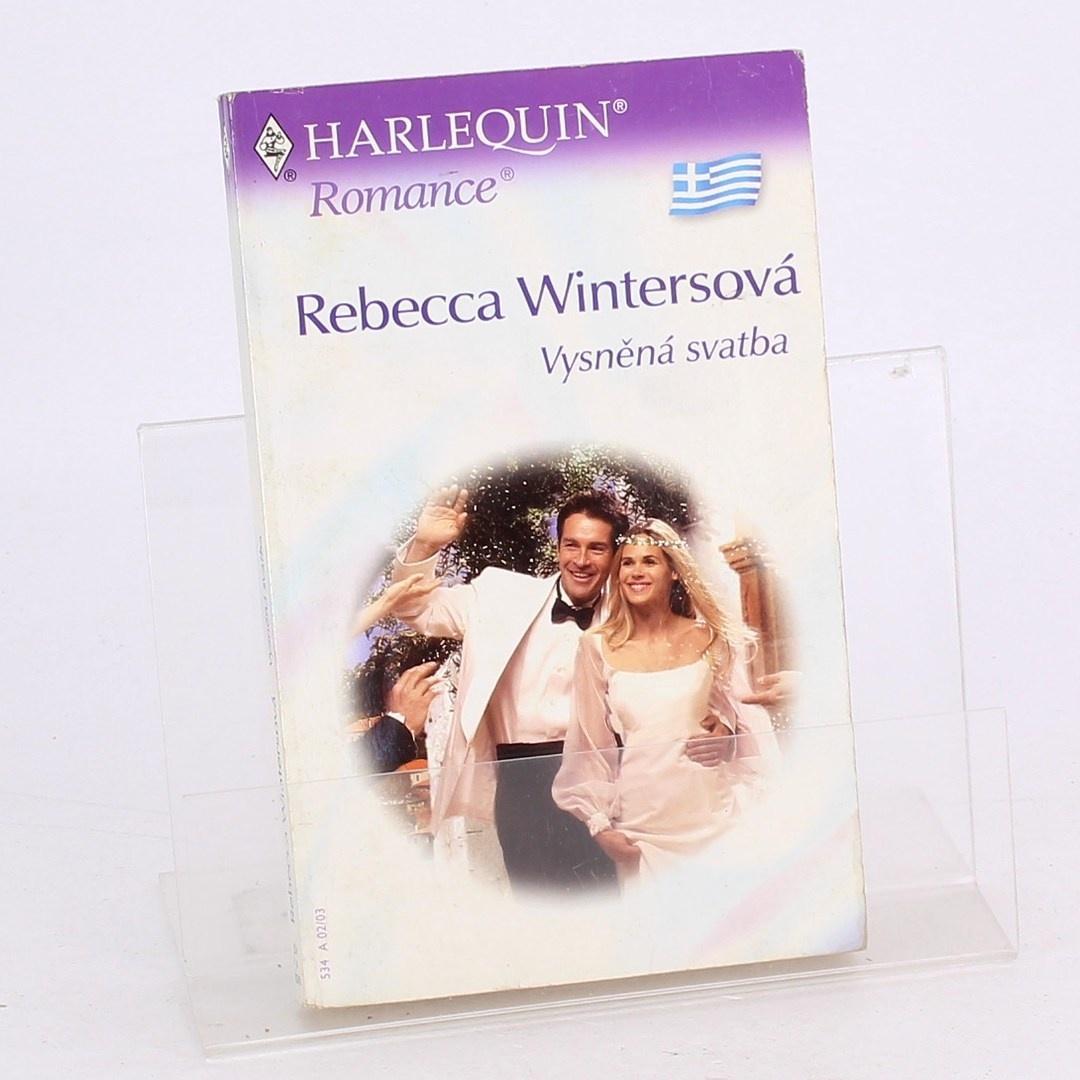 Kniha Vysněná svatba