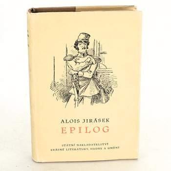 Kniha Alois Jirásek: Epilog