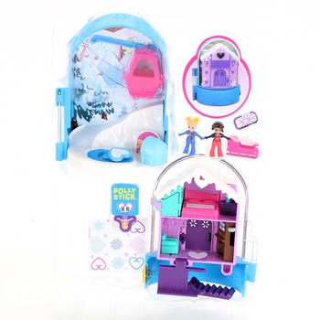 Sada Polly Pocket Snowball surprise compact