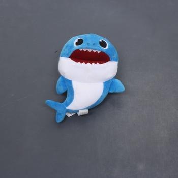 Plyšový žralok WowWee Pinkfong Baby Shark