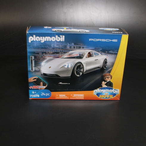 Porsche na ovládání Playmobil 70078