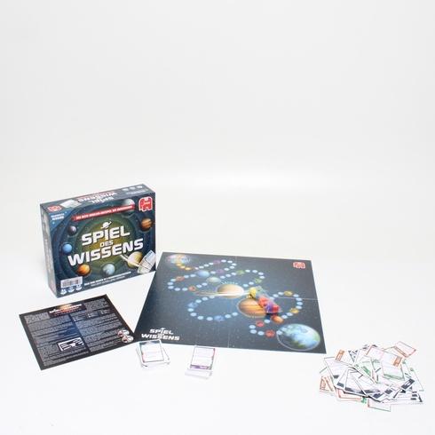 Stolní hra JUMBO Spiel des Wissens
