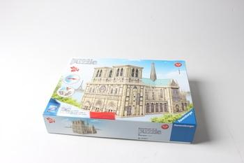 3D puzzle Ravensburger 12523 Notre-Dame