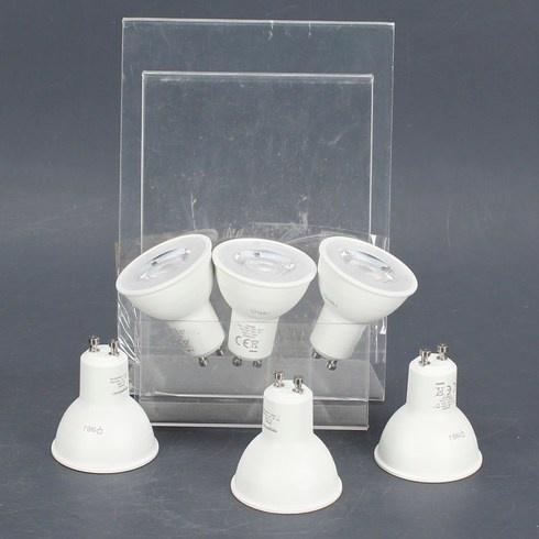 LED žárovky AmazonBasics 929001250715 6 kusů