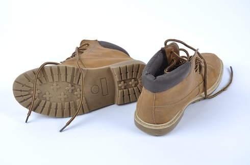 Koženkové boty C&A, velikost 38