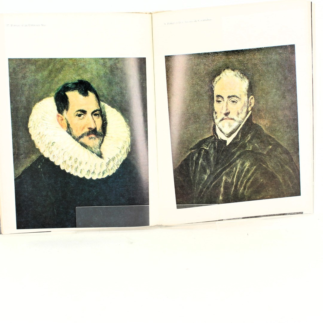 Nina Stanculescu Zamfirescu: El Greco