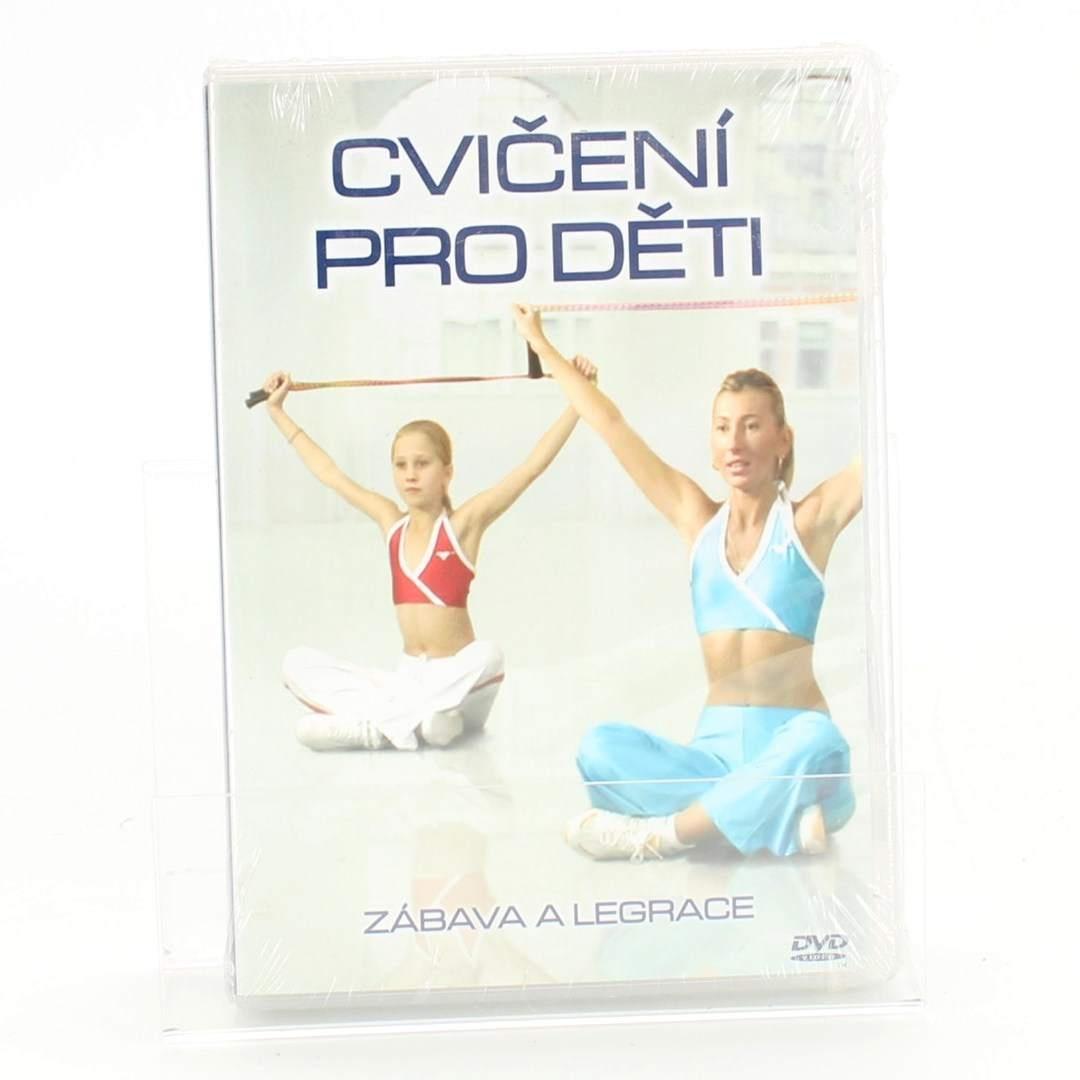 DVD Cvičení pro děti