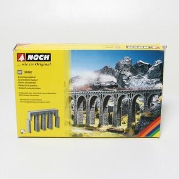 Model mostu Noch 58660 Viadukt