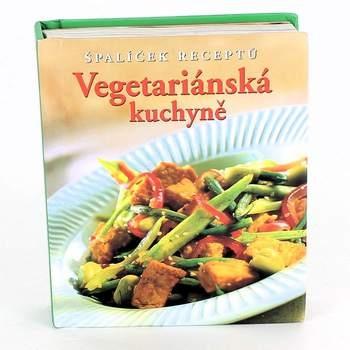 Kniha Vegetariánská kuchyně